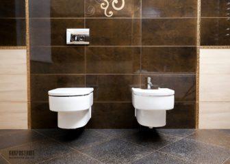Отделка ванной комнаты плиткой фото: дизайнерские идеи