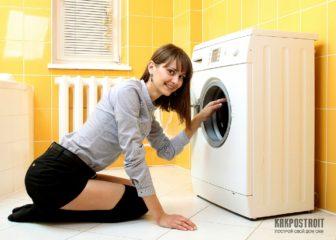 Хорошая узкая стиральная машина: обзор моделей и производителей