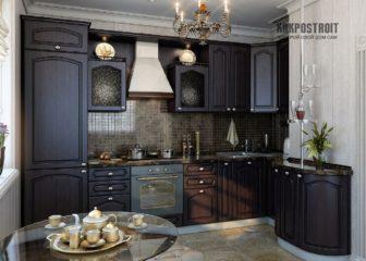 Идеи для маленькой кухни: фото реализованных проектов