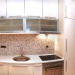 Фото маленьких кухонь в квартирах