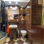 Планировка малогабаритных ванных комнат