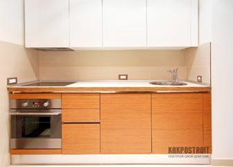 Интерьер малогабаритной кухни: фото-пособие
