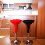 Малогабаритные кухни: дизайн и фото