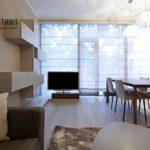 Современные шторы в гостиную: фото-пособие