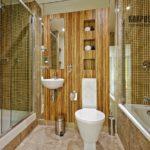 Ванная комната: планировка, сантехника, мебель
