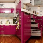 Интерьер малогабаритной кухни на фото