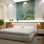 Мебель в спальню: фото оригинальных композиций