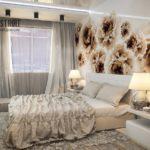 Какие фотообои гармонично впишутся в интерьер спальни