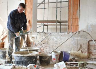 Как правильно разводить шпаклевку для стен