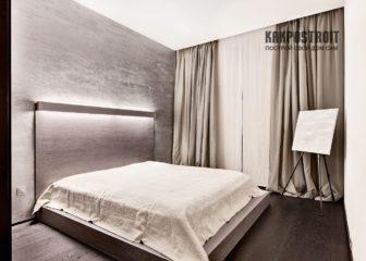 Цвет интерьера спальни