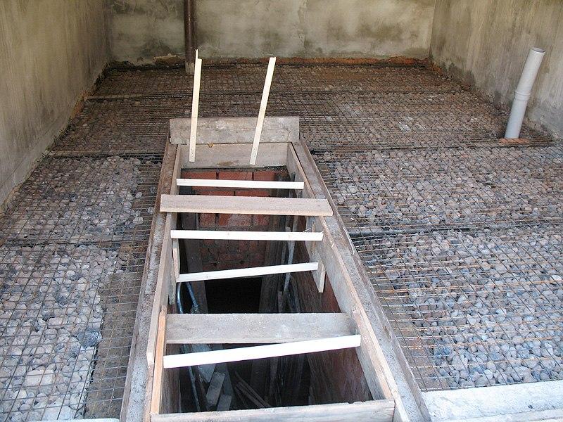 Ремонт железного погреба в гараже поставить железные ворота на гараж