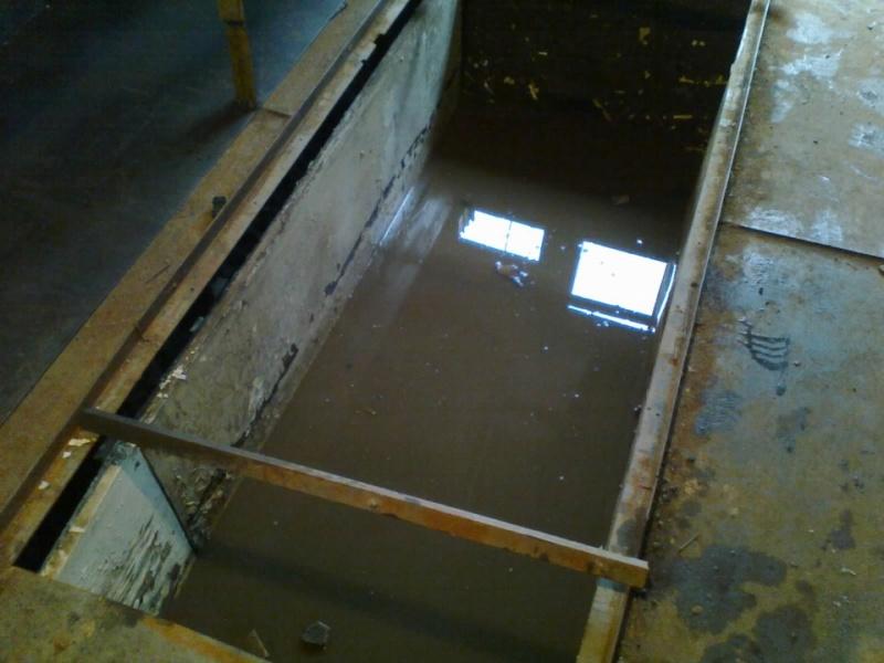 Построить яму в гараже купить гараж металлический без места в воронеже