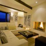 Интерьер гостиной в прованском стиле