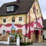Способ окраски фасадной поверхности