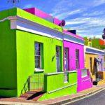 Вариант покраски фасада