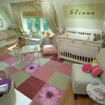 Комната с ковром