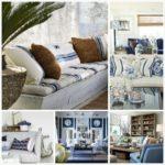 Морской стиль в интерьере дома
