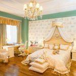 Детская комната в стиле ампир