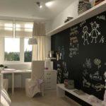 Необычный декор комнаты в стиле лофт
