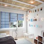 Светлая детская комната в стиле лофт