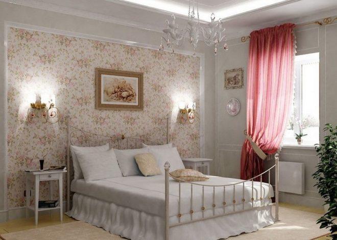 «Подходящий» интерьер для спальни