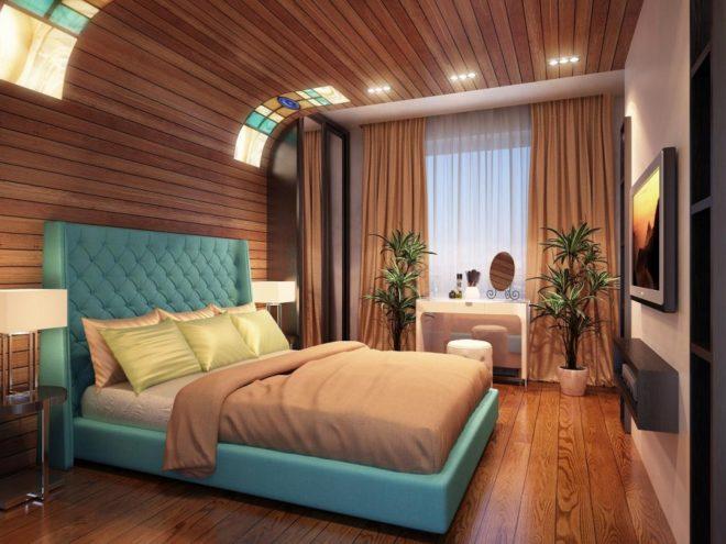 Спальня для Водолея