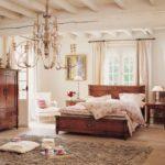 Натуральная мебель в стиле шебби-шик