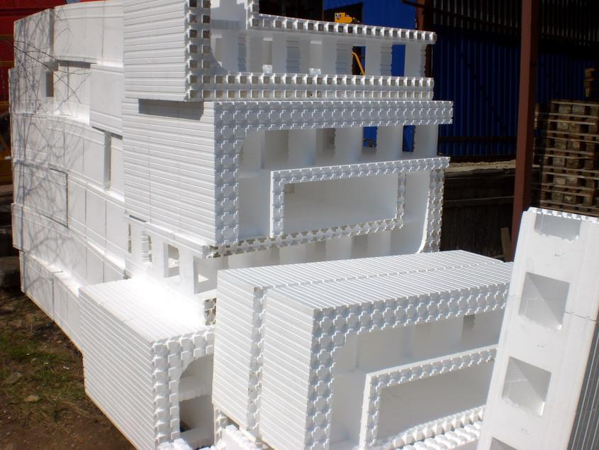 пенополистирол блоки производство