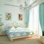 Спальня для чувственных натур