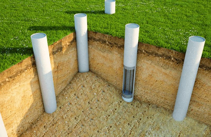 Свайный фундамент своими руками пошаговая инструкция для самостоятельного монтажа и заливке основания а также его устройство