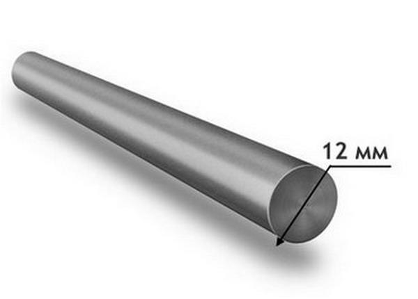 Гладкая стальная арматура