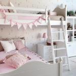 Комната для двух девочек-подростков