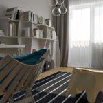 Интересная комната для девочки-подростка