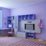 Яркие детали в интерьере комнаты