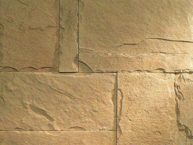 Искусственный камень из бетона