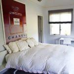 Девичья комната в стиле минимализм