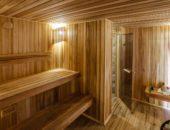Парилка в бане