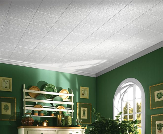 Плитка для потолка