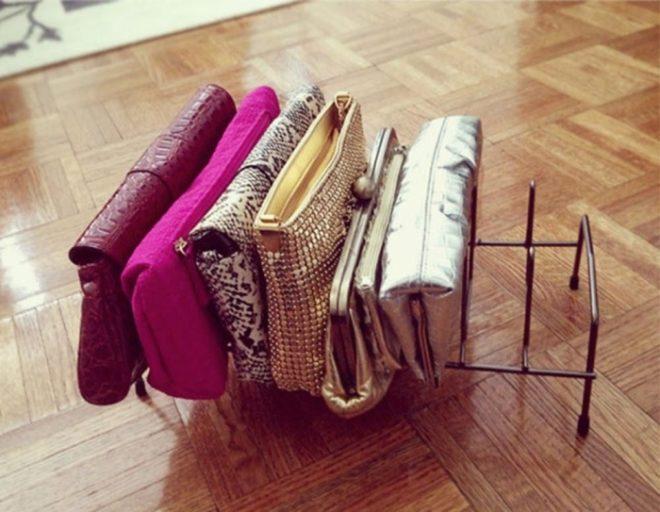 Подставка для сумок