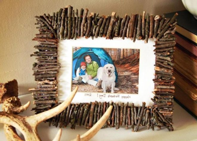 рамка из дерева своими руками