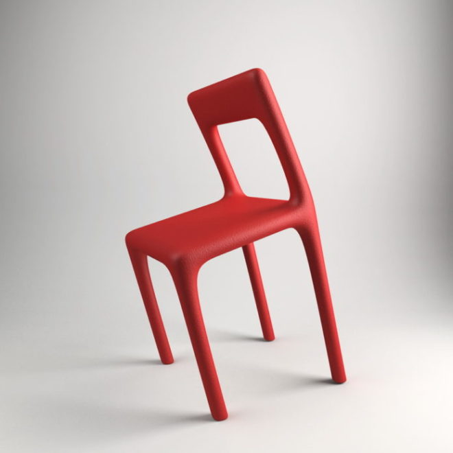 самый неудобный стул