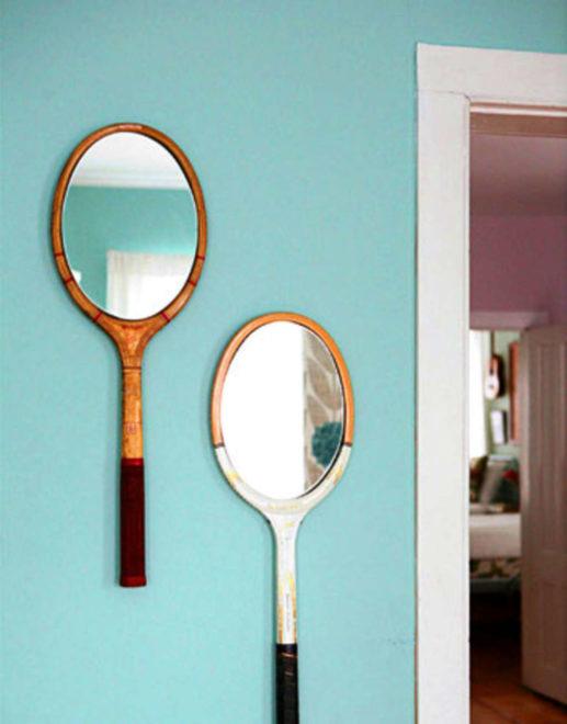 Зеркала необычной формы своими руками