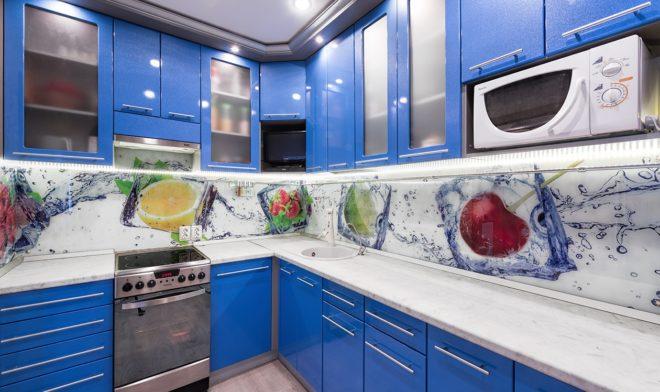 ремонт на кухне варианты отделки