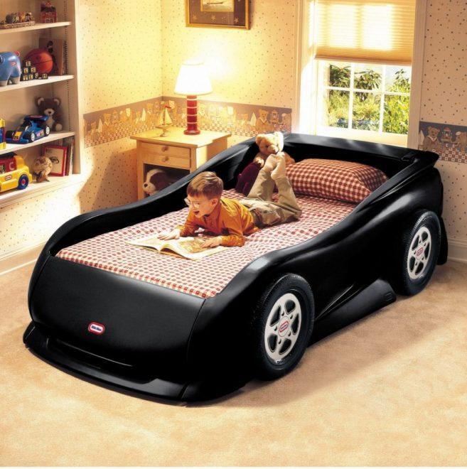 необычные детские кровати