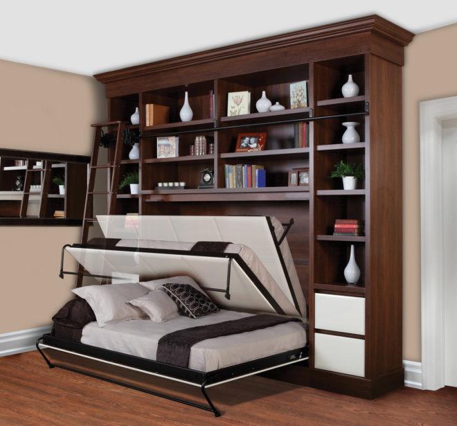 Мебель-трансформер для небольших помещений