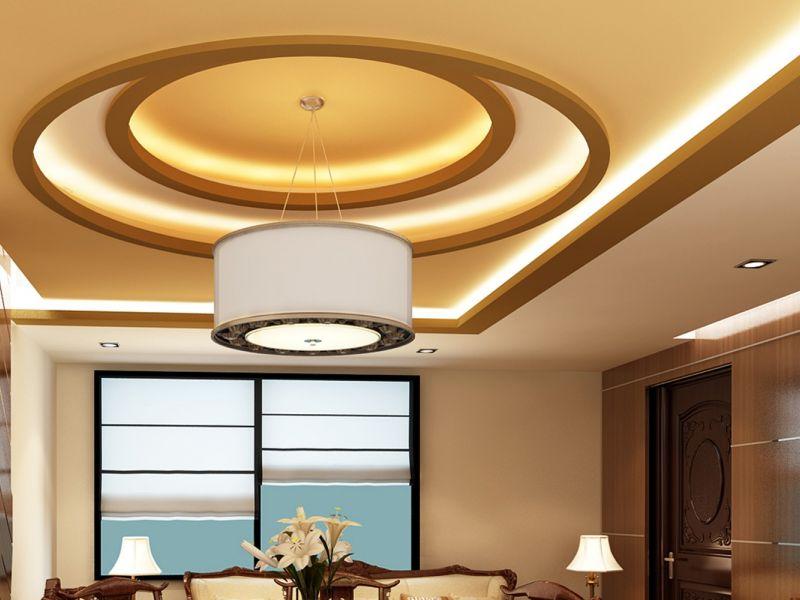 Многоуровневые потолки из гипсокартона фотогалерея
