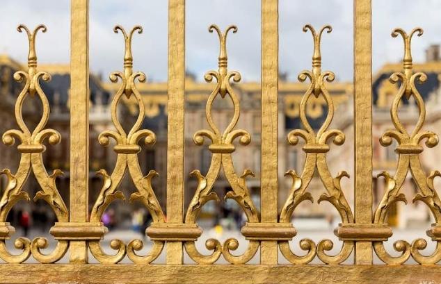 Забор Версальского дворца