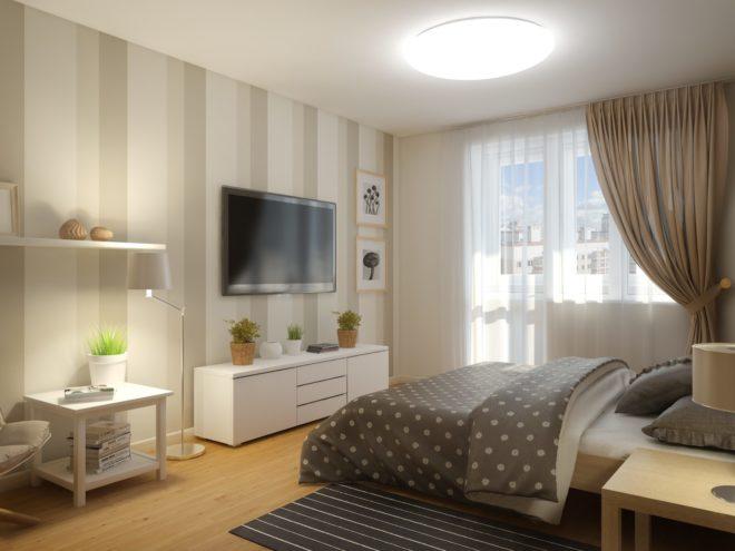 интерьер комнаты 12 кв м