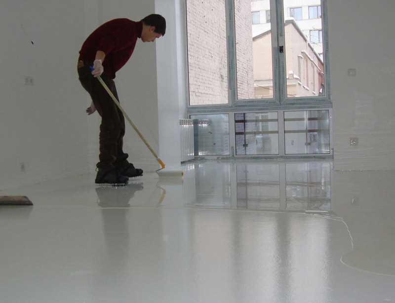 Состав смеси наливного пола можно ли сделать в домашних условиях