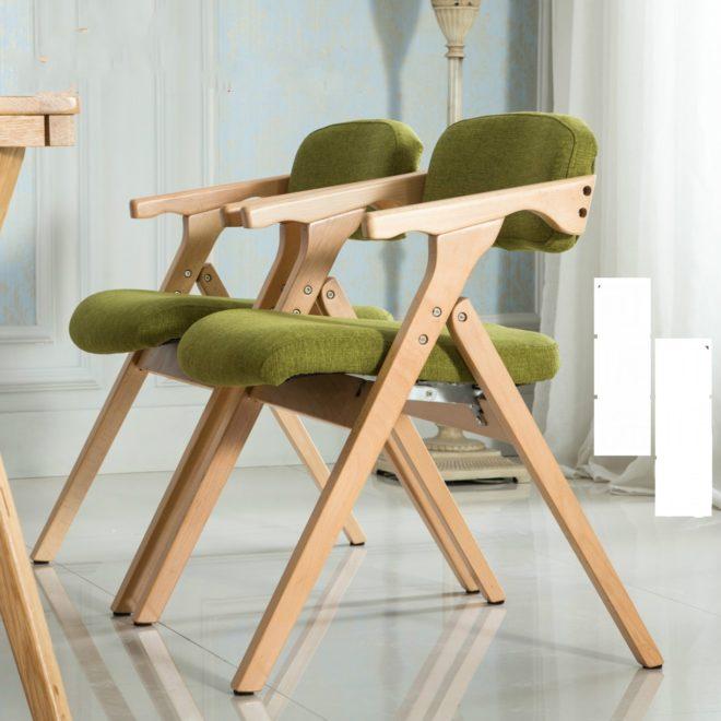 Складные стулья в однокомнатную квартиру